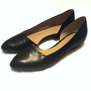 Naturalizer pointed toe flats